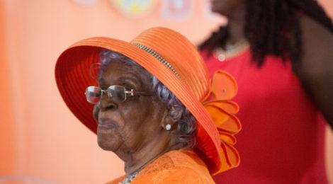 St. Martin 2016 - Momma Barry's 95th Birthday Celebration